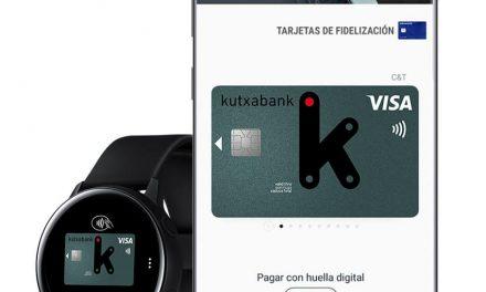NP: Kutxabank y Cajasur se unen al servicio de pago móvil Samsung Pay