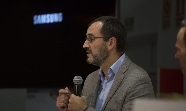 NP: Samsung y el Repsol Honda Team se unen en la primera producción en calidad 8K de un Test de motociclismo en España