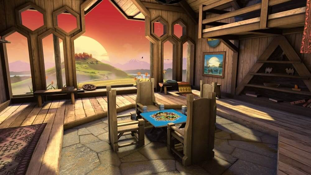 NP: Catan VR y Medusa and her Lover se unen al catálogo de PlayStation VR