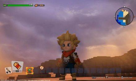NP: Tráiler multijugador de Dragon Quest Builders 2
