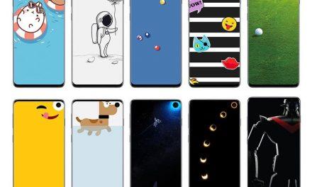 NP: Samsung lleva a los personajes de Disney y Pixar a los fondos de pantalla de Samsung Galaxy S10