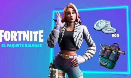 NP: El Paquete Salvaje de Fortnite, ya disponible en PlayStation Store