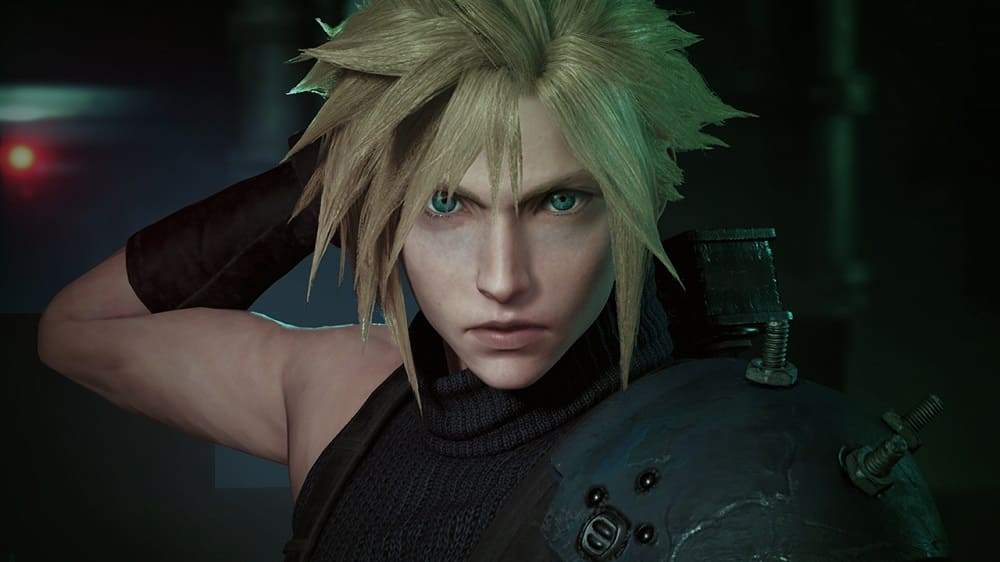 NP: Final Fantasy VII Remake estará en Madrid Games Week