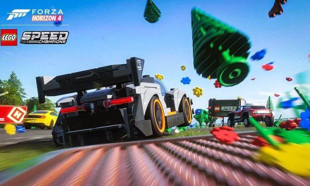NP: Ya disponible la expansión LEGO Speed Champions de Forza Horizon 4