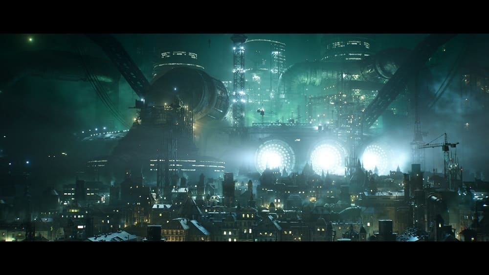NP: Avalancha informativa sobre Final Fantasy VII Remake