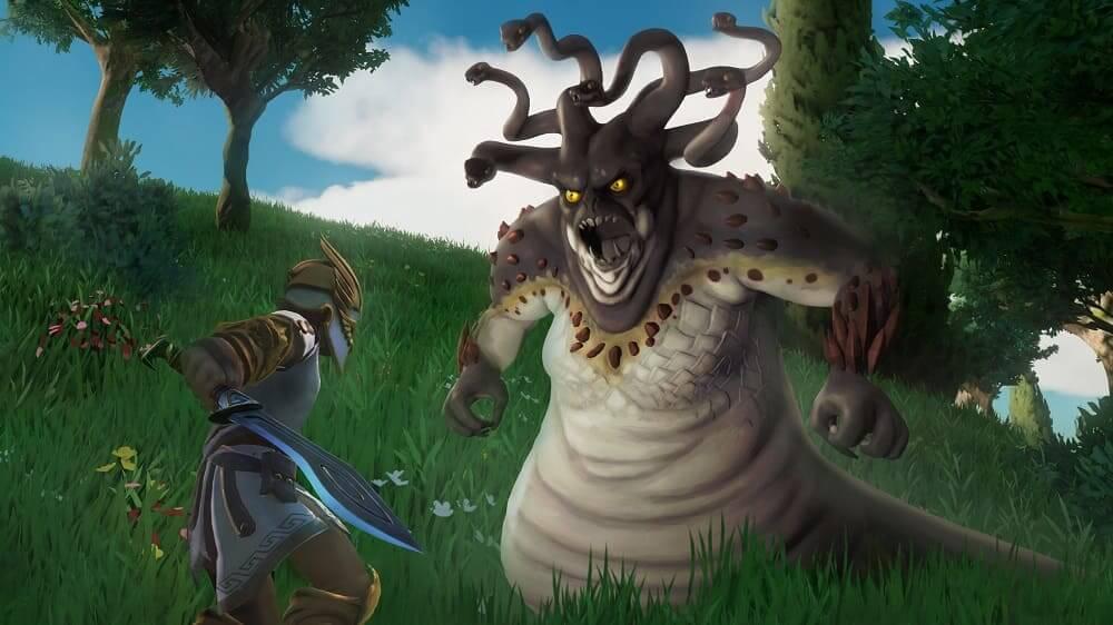 NP: Ubisoft anuncia el nuevo juego de acción-aventura Gods & Monsters