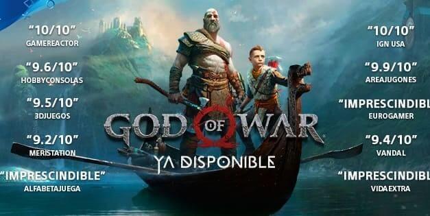 NP: Llega el documental en castellano de God of War