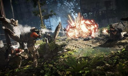 NP: Ghost Recon Breakpoint trailer gameplay lanzamiento