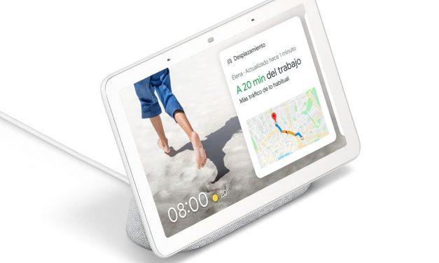 Llega la segunda generación de Nest Hub, el dispositivo que te ayudará a dormir mejor