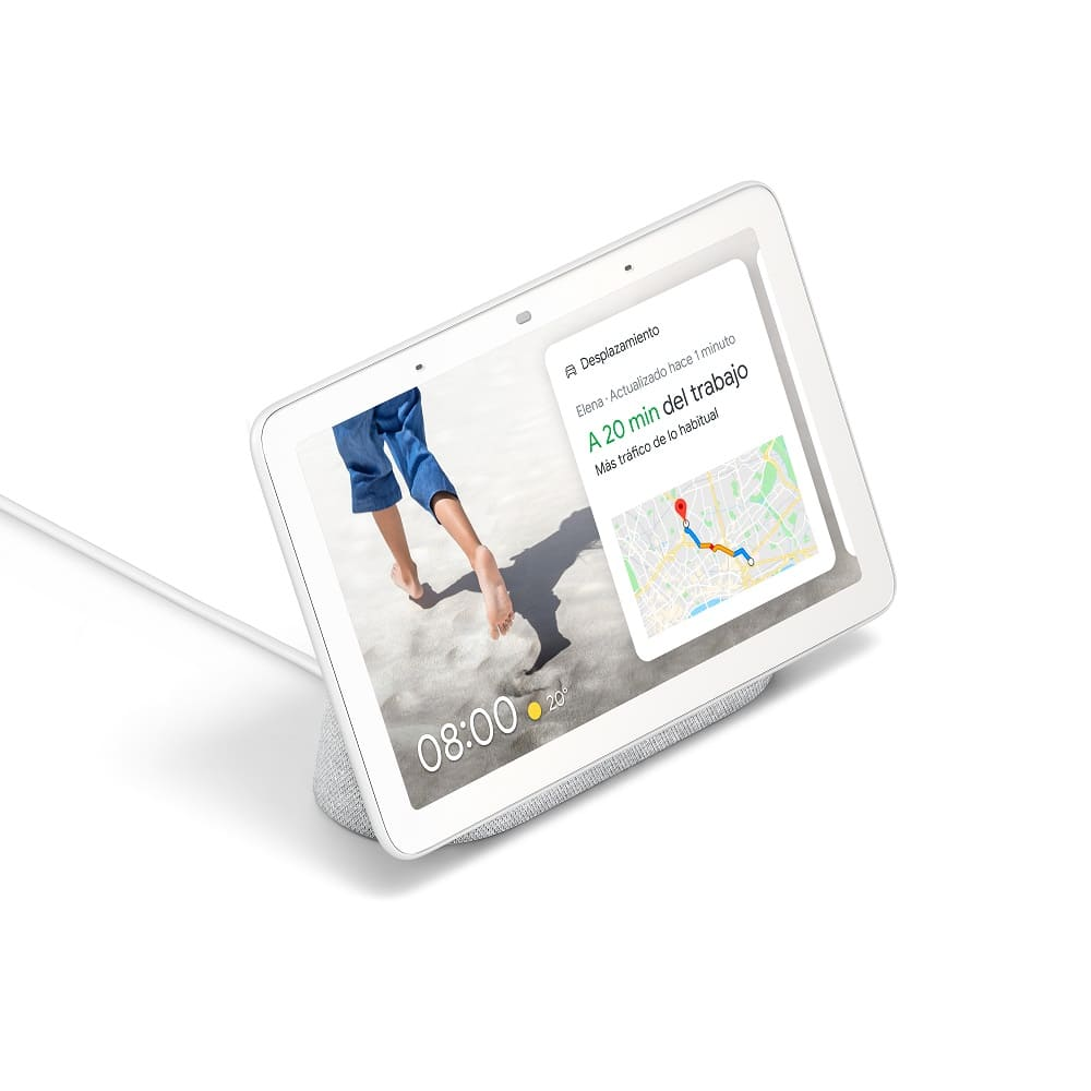 NP: Llega Google Nest Hub: obtén ayuda de un vistazo con solo usar tu voz