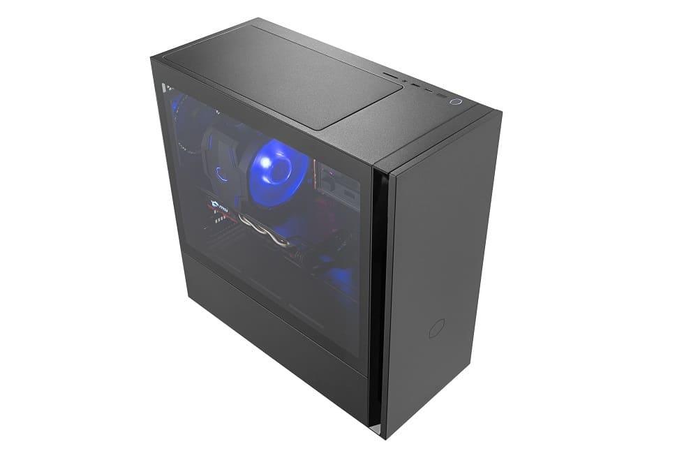 NP: Cooler Master presenta las cajas Silencio S400 & S600