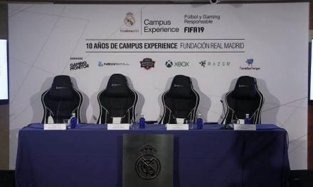 """NP: Newskill formará parte de """"Campus Experience"""" el proyecto de la Fundación Real Madrid que busca unir Fútbol con Gaming responsable en una misma experiencia"""