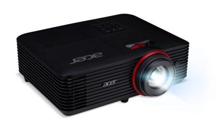 NP: El nuevo proyector Acer Nitro G550 proporciona una experiencia de juego descomunal