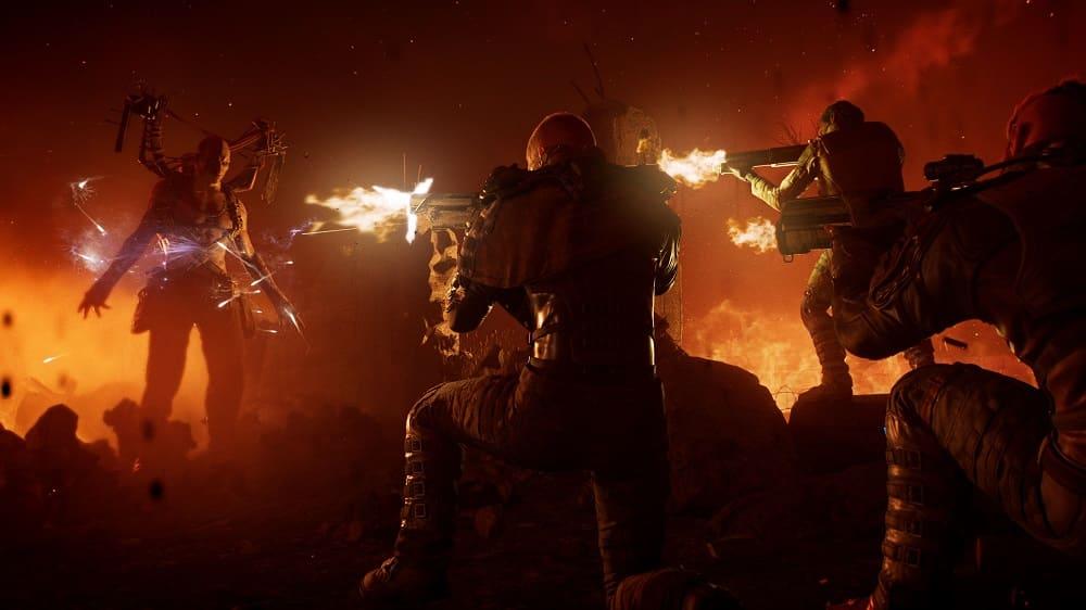 NP: Anunciado oficialmente Outriders, un nuevo shooter cooperativo de ciencia ficción