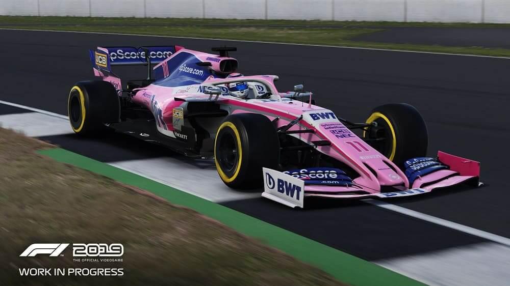 NP: El anuncio de televisión de F1 2019