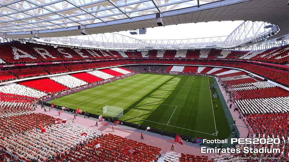 NP: Konami y el Arsenal FC anuncian la ampliación de su acuerdo de larga duración
