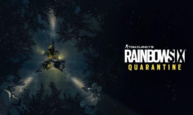 NP: Ubisoft presenta Rainbow Six Qurantine, la próxima entrega de la aclamada franquicia de Tom Clancy