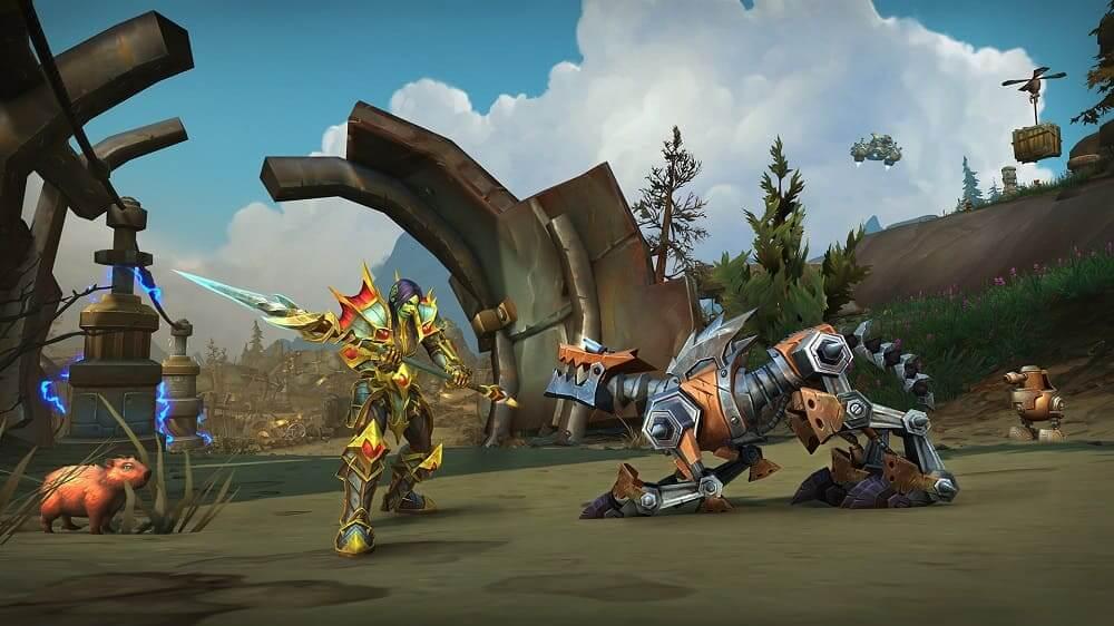 NP: Ya está disponible El Resurgir de Azshara, el nuevo contenido de Battle for Azeroth