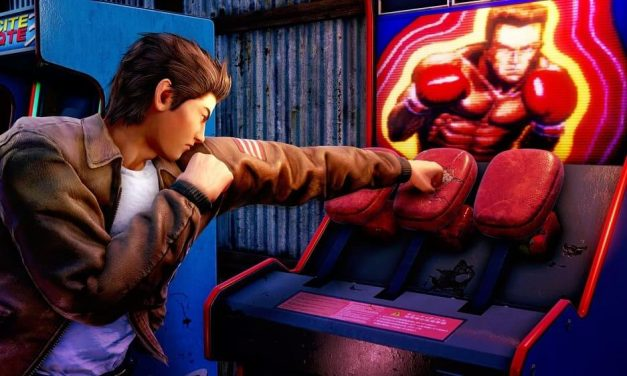 Shenmue III muestra sus requisitos en PC