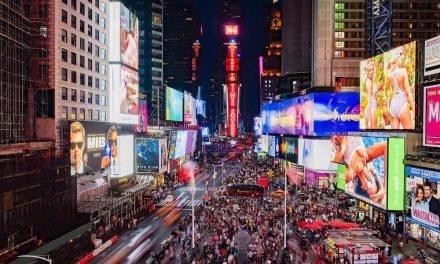 NP: Samsung instala nuevas pantallas LED en el corazón de Times Square en Nueva York