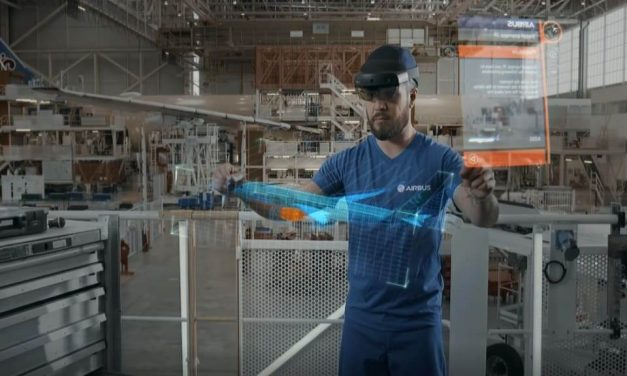 NP: Airbus vuela más alto con ayuda de la tecnología de realidad mixta de Microsoft