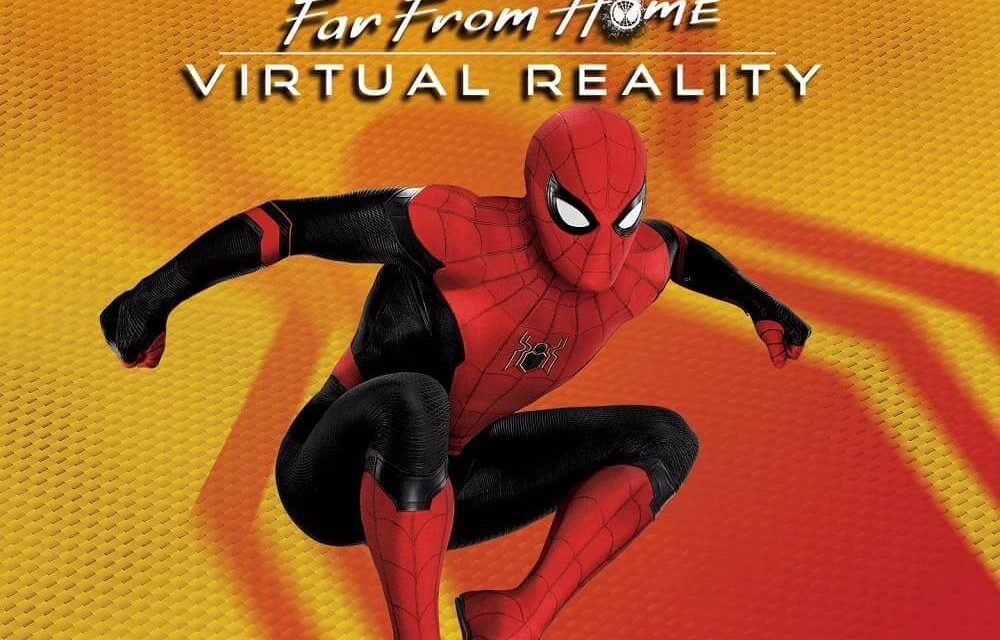 NP: Spider-Man: Far From Home VR ya está disponible en PlayStation VR