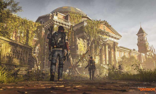 NP: Ubisoft desvela sus planes actualizados para el Year 1 de Tom Clancy's The Division 2
