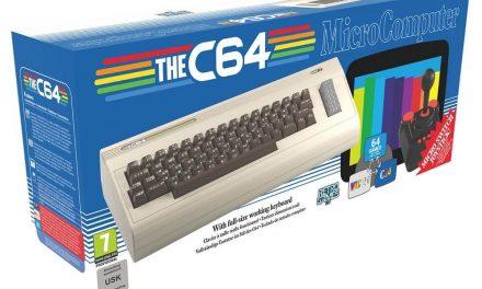 NP: Contempla el renacer de TheC64, el ordenador más vendido del mundo