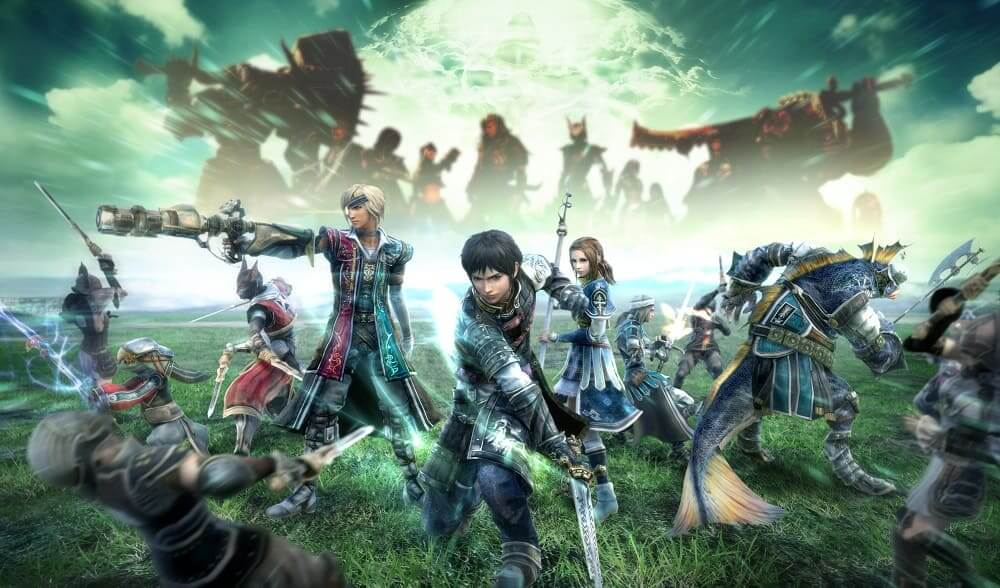 NP: The Last Remnant Remastered ya disponible para Nintendo Switch