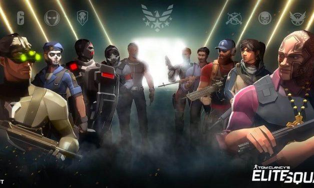 NP: Ubisoft anuncia Tom Clancy's Elite Squad