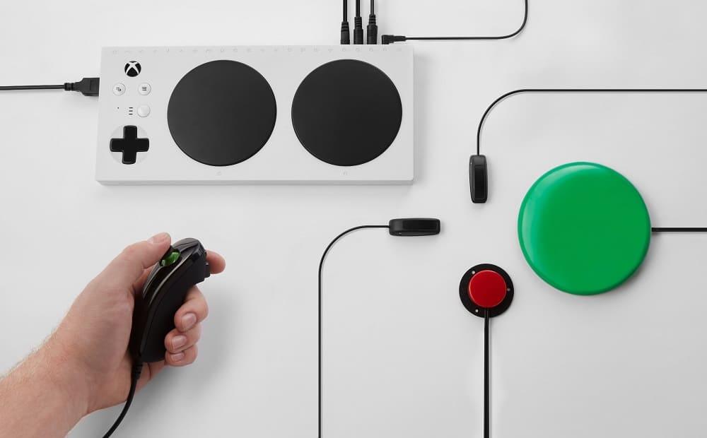 NP: Xbox Adaptive Controller triunfa en el prestigioso festival Cannes Lions