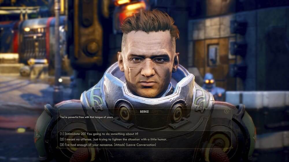 NP: The Outer Worlds | Tráiler Halcyon Colony localizado