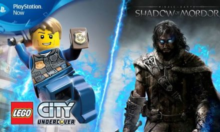 NP: Sombras de Mordor y LEGO City Undercover disponibles en junio con el servicio PlayStation Now