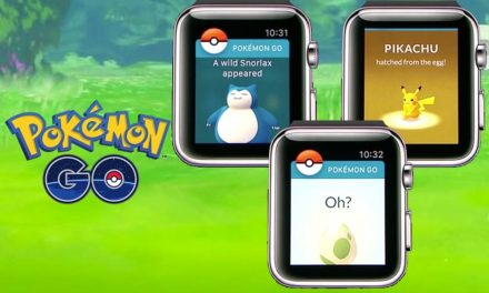 Pokémon Go: Fin del soporte a Apple Watch