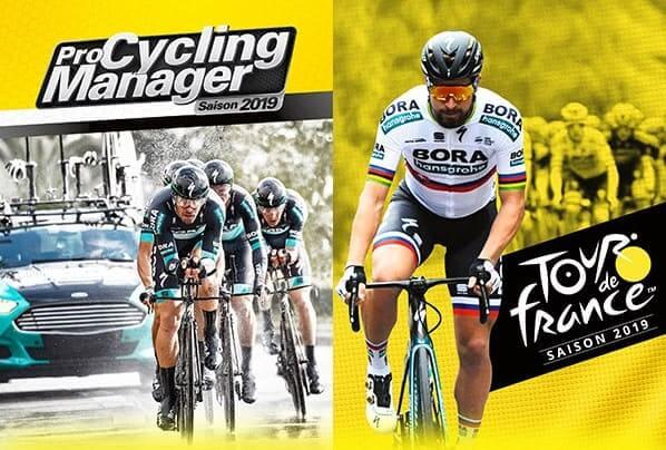 NP: ¡Tour de France 2019 y Pro Cycling Manager 2019 ya disponibles!