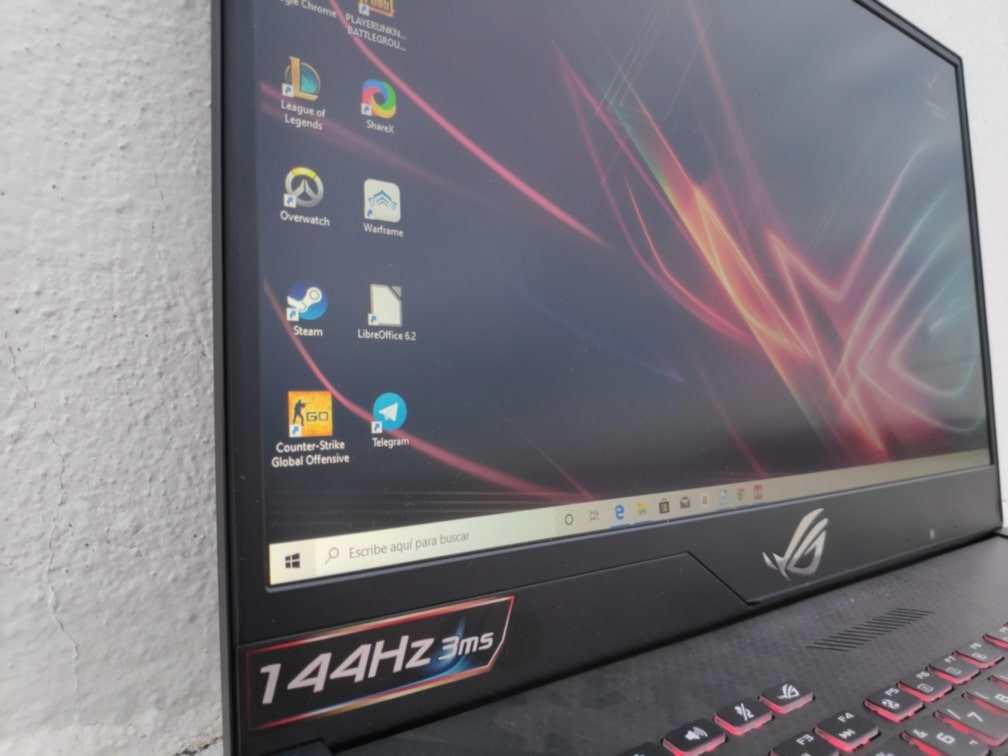 Review Asus Rog Strix SCAR II GL704GW