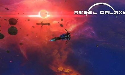 Rebel Galaxy disponible de forma gratuita en Epic Games Store