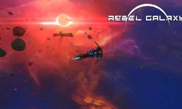 Rebel Galaxy disponible de forma gratuita en Epic Games Store