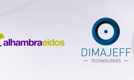 NP: Alhambra-Eidos firma un acuerdo de partnership con Dimajeff Technologies que impactará positivamente en la operatividad de sus clientes