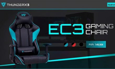 NP: Nueva silla EC3 de ThunderX3