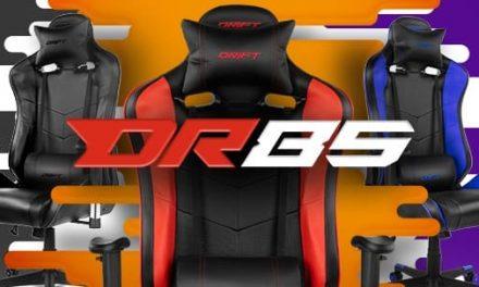 NP: Presentamos la nueva Drift DR85