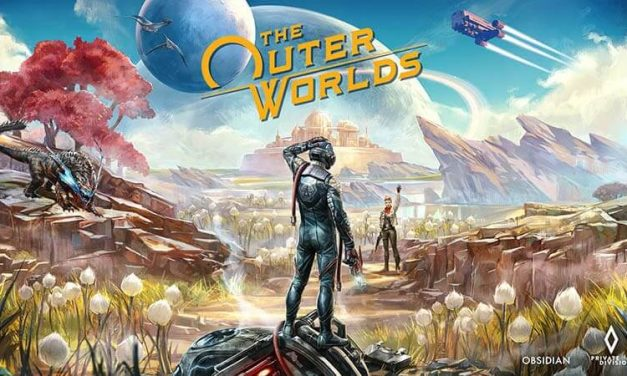 NP: The Outer Worlds – Tráiler del lanzamiento