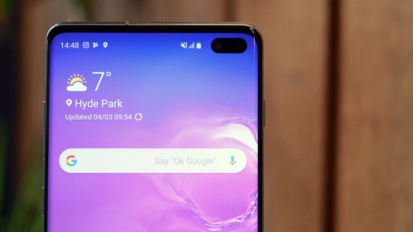 Review Samsung Galaxy S10 Plus