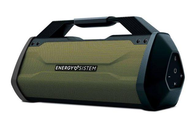 NP: Este verano disfruta de sonido 360 grados y a máxima potencia incluso al aire libre con Outdoor Box Beast, el nuevo altavoz portátil de Energy Sistem