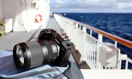 NP: Canon lanza el RF 24-240 mm f/4-6,3 IS USM, un objetivo zoom 10x muy versátil y compacto, para el Sistema EOS R