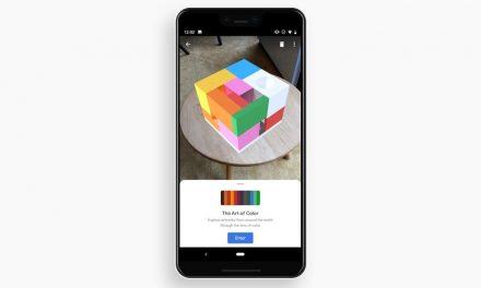 NP: La nueva Galería de Bolsillo de Google Arts & Culture explora el arte a través del color y la realidad aumentada