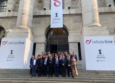 NP: Primer día de negociaciones en el segmento STAR del mercado telemático de la Bolsa de Milán para las acciones ordinarias y warrants de Cellularline S.p.A.