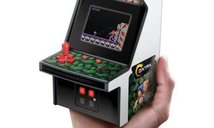 NP: My Arcade se asocia con Konami Cross Media NY para lanzar Playable Contra Collectibles en esta temporada de fiestas