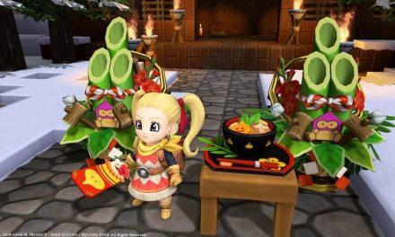 NP: Nuevos contenidos llegan a Dragon Quest Builders 2 con el Pase de Temporada