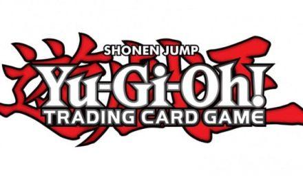 NP: Rompe nuevos terrenos y sumergete en el pasado con Yu-Gi-Oh! JUEGO DE CARTAS COLECCIONABLES!